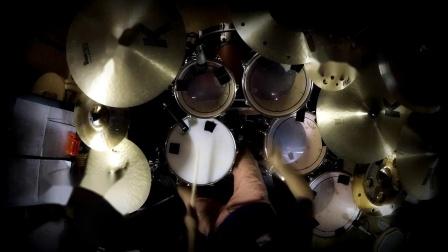 架子鼓演奏 - 我要大声唱