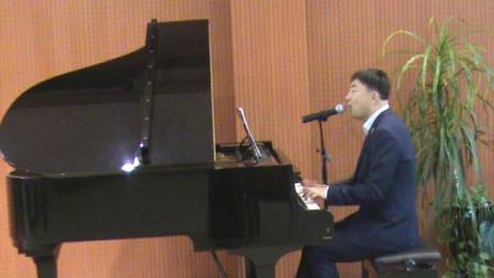 郑州刘杰钢琴弹唱海南歌曲《请到天涯海角来》