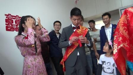 洋洋庆典陕西省华阴市东光潘林杰张倩婚礼上集