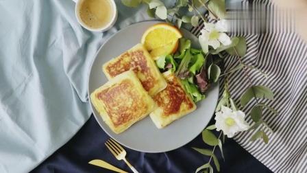 美食烹饪:法式吐司