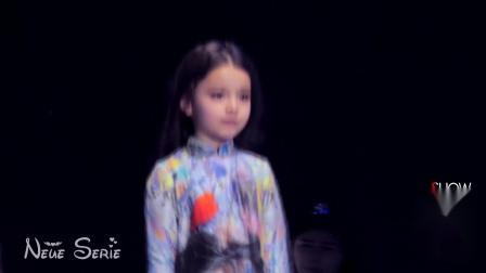 秀场偶像服装品牌合作视频
