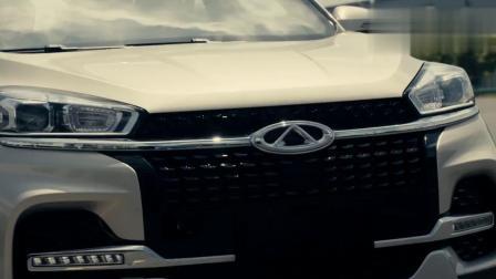 实拍奇瑞汽车当下最具代表性的两款车型