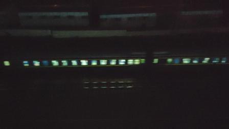 和谐电3c牵引25客车