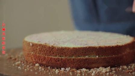 棉花糖蛋糕 Cotton Candy Cake6