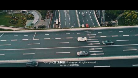 上海陆家嘴震撼航拍!