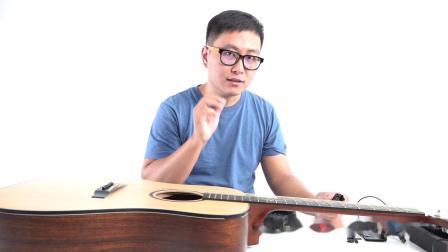【玄武吉他教室】设备测评 Double G0同频加震拾音器解说测评