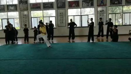 八极拳——二十四连手拳
