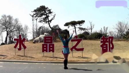 刘荣广场舞最美的中国 ...