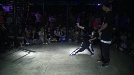 兽困则噬 VOL2 NANNING Hiphop 半决赛第一场