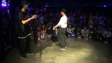兽困则噬 VOL2 NANNING Hiphop总决赛