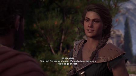 PS4 Pro《刺客信条:奥德赛》 Gamespot评测