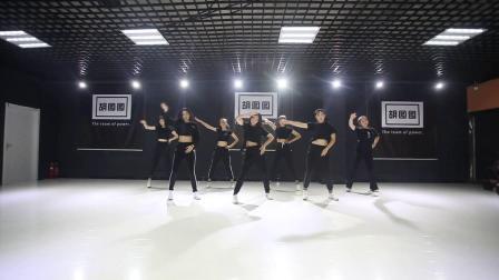 胡图图女子流行舞2018暑期集训 Black pink- DDU DU DDU DU