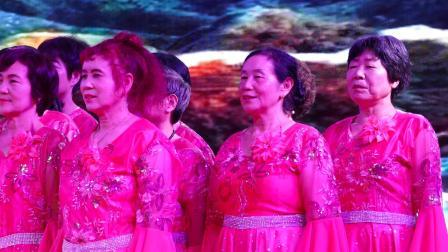 和唱----共筑中国梦:攀枝花市仁和区大河社区老年和唱队