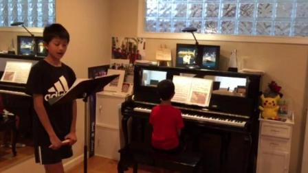 钢琴组曲《动物狂欢节》之四