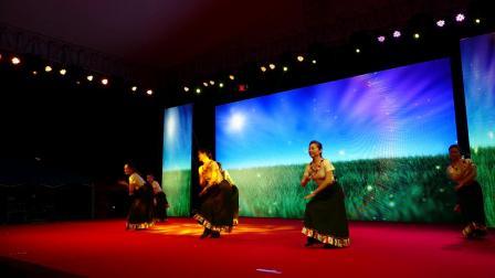 舞蹈----牧羊姑娘;攀枝花市仁和区花城社区花之韵舞蹈队