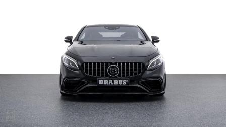 Brabus改奔驰-AMGS63Coupe
