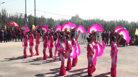 07-兴隆台区汇美秧歌舞蹈队《东方红》