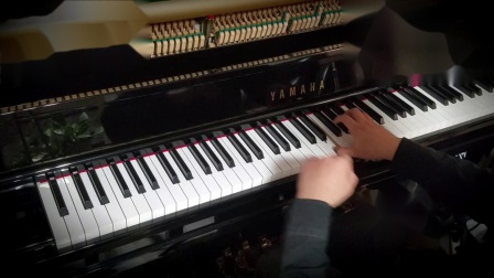 【钢琴】德彪西-阿拉伯风格1 (Debussy, Arabesque No. 1)