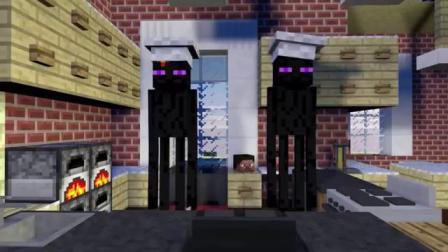 我的世界动画-厨艺挑战-Minecraft Topic