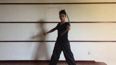 双节棍教学-《双手狂龙乱舞》