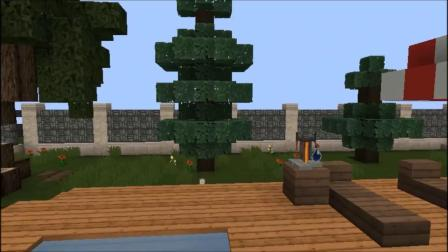我的世界动画-把现实之中的房子变到MC之中-MrFRUCTE