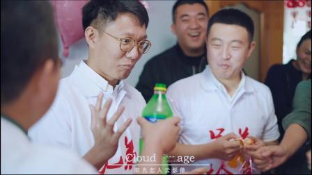 柳力峰 赵悦婚礼快剪  阳光恋人云影像