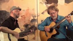 【指弹】Ulli Boegershausen & Agustin Amigo:Falling Slowly
