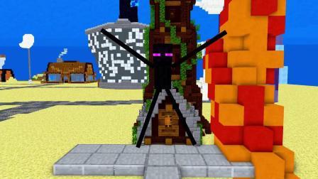 我的世界动画-比基尼海滩版射箭大师-Minecraft TV