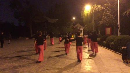 天津飞翔广场舞---步子舞