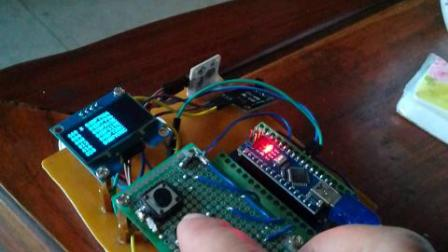 学习笔记之arduino加键盘加OLED加红外遥控equal掌上设备VID_20181006_141209