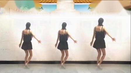 0001.今日头条-钦钦广场舞《傻女人》多傻,多天真!音乐好听,舞蹈心醉