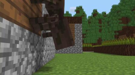 我的世界动画-怪物学院-保垒夜训练挑战-Minecraft TV