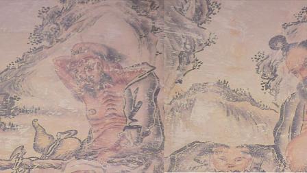 德庆世绮书室的建筑艺术价值——壁画和雕塑