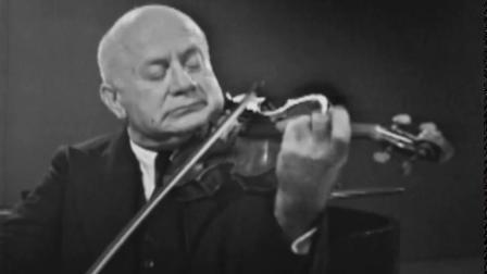 F.Kreisler(Mischa Elman) - Preghiera in the style of Padre Martini(1962)