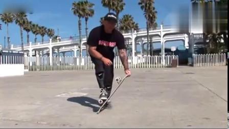 自由式滑板教学系列