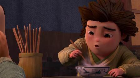 《神笔马良》 (2014)重要情节片段集合