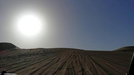 刺激 敦煌沙漠开快车,速度快,地牢  非常惊险