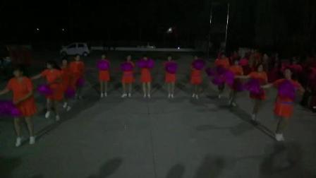 为善快乐舞蹈队——《开门红》