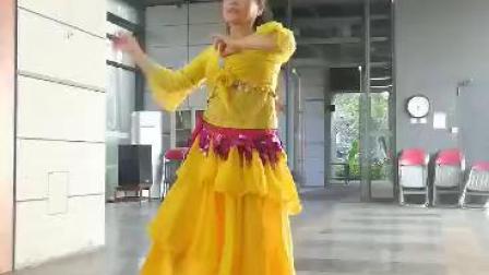 兰兰肚皮舞-印度游