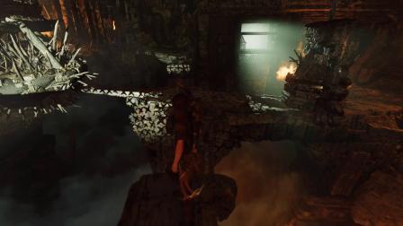 古墓丽影:暗影丨08 呼嚎之墓