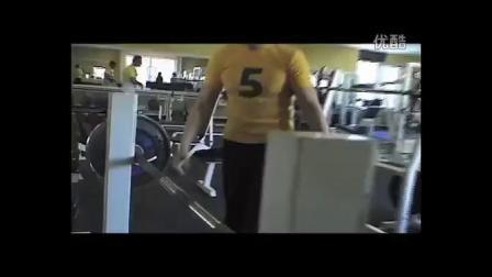 44岁甄子丹训练