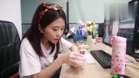 办公室小野自制日式点心,香甜味美,二次元形象圈粉无数!
