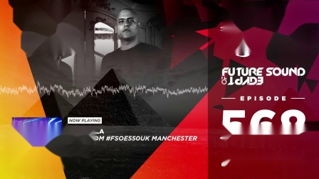 Future Sound of Egypt 568 with Aly & Fila (Live from #FSOE550 Manchester)