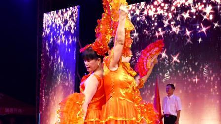 舞蹈----祝福祖国:攀枝花市仁和区大河社区静心艺术团