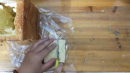 美拍视频 奶油吐司
