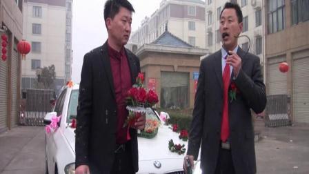 张艳楠刘晶结婚录像-01