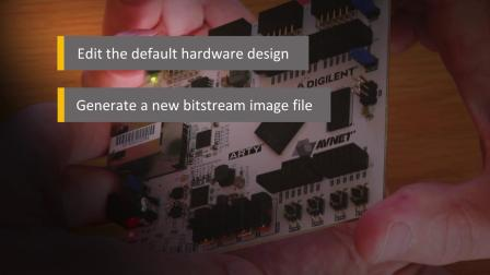 DesignStart FPGA-3-modify_the_cortex-m_design