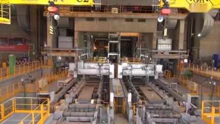 阿根廷Ternium Siderar钢厂安装现场视频