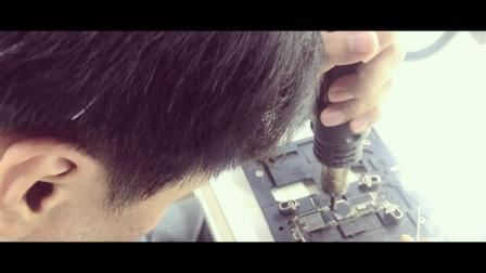 福建(林杰):7代搬板考试合格 A10CPU维修教材 郝稳老师 手机维修培训
