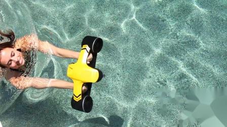 美好的一天,从水下飞行器SeaFlyer开始!